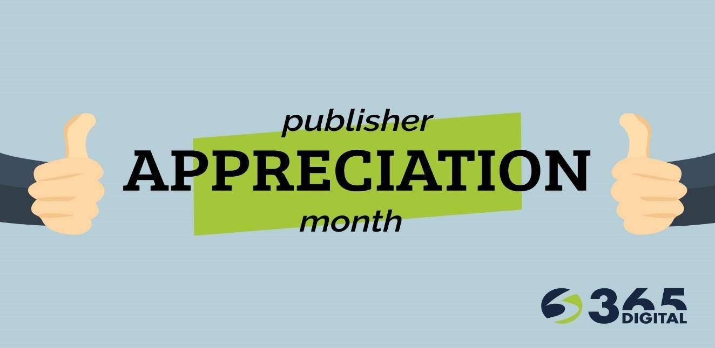 Publisher Appreciation: FoodBlog